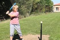 U bučovické základní školy proběhl příměstský tábor se zaměřením na baseball.
