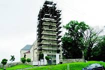 Kostel v Kučerově se dočká oprav