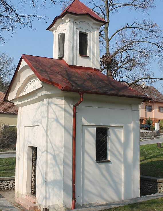 Kaple svatého Gottharda.