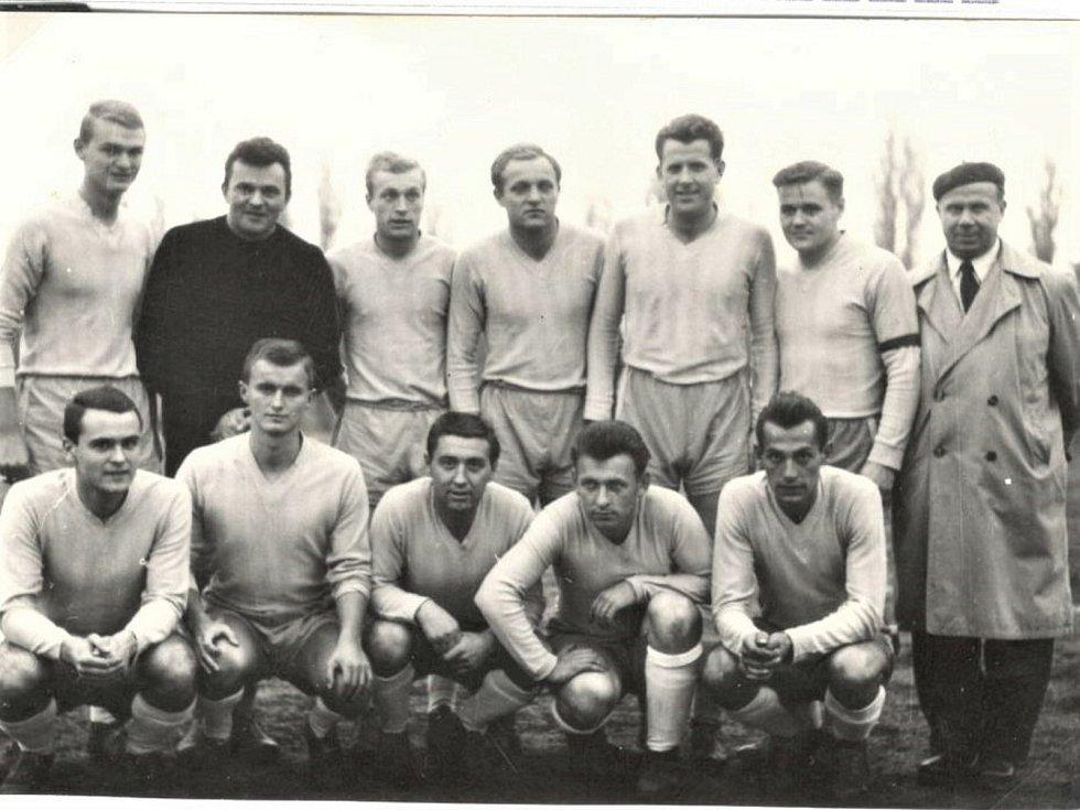 1963 - 1964, 3. místo v okresním přeboru.