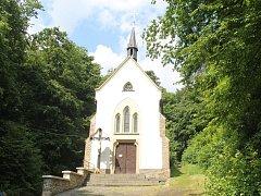Kaple Strachotínka. Ilustrační foto.