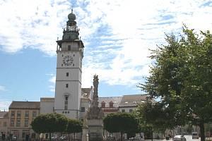Ve Vyškově zvažují zpřístupnění radniční věže.