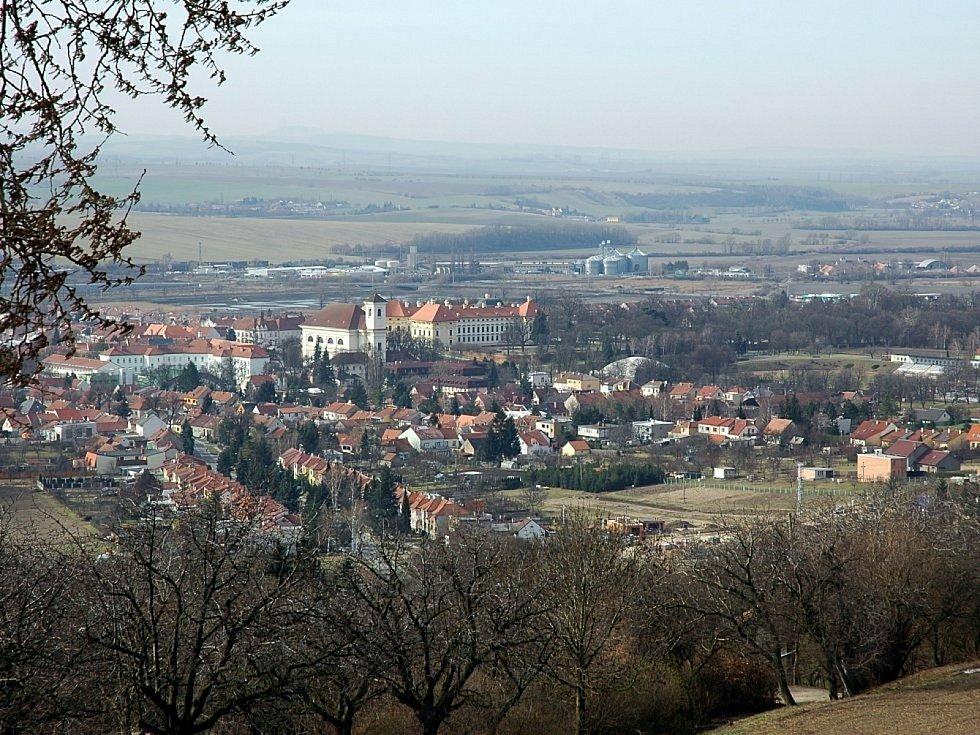 Slavkov u Brna. Ilustrační foto.