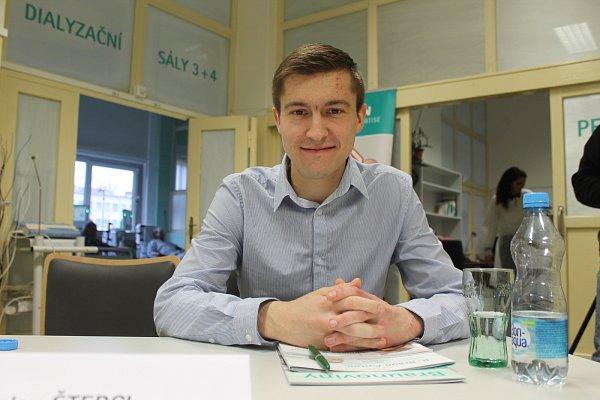 Ladislav Štercl sPodbřežic čekal na transplantaci ledviny tři roky. Lidem radí prevenci nepodceňovat.