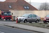 Nová prakovací stání mají vzniknout i u finančního úřadu v Bučovicích.
