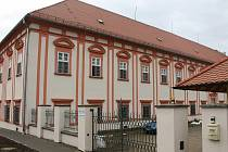 Domov Hvězda na Vyškovsku pro klienty s demencí nebo Alzheimerovou chorobou.