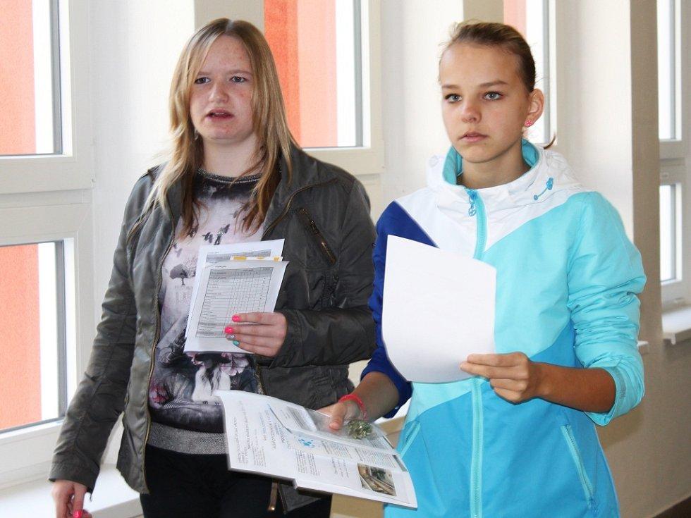 Vyškovská Střední odborná škola a Střední odborné učiliště Sochorova hostila v úterý už osmnáctý ročník veletrhu vzdělávání.