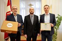 Vyškov se v krajské soutěži umístil třetí v kategorii měst nad deset tisíc obyvatel.