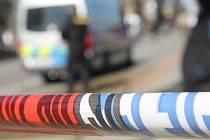 Policisté vyšetřovali v areálu pod hotelem Dukla násilný trestný čin.