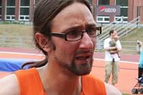 Jiří Němeček - atletika.