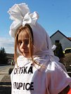 Tak jako v řadě dalších vesnic Vyškovska si i obyvatelé Ježkovic v sobotu užívali ostatky.
