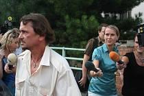 Ladislav Kupčík dostal za zneužívání třináctileté dívky podmínku. Rozhodl o tom dnes vyškovský okresní soud.