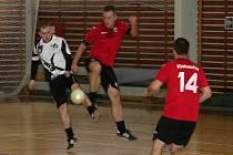 Futsalový pohár zůstal bez překvapení: Sokol Bučovice - Kloboučky C.