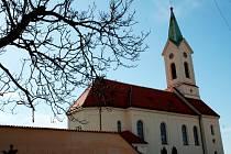 Kostel ve Švábenicích. Ilustrační foto.