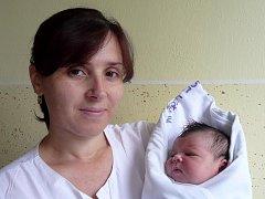 Marie Ermurachi s maminkou Alisou, 50 cm, 3,670 kg, 25. srpna 2010, Vyškov.