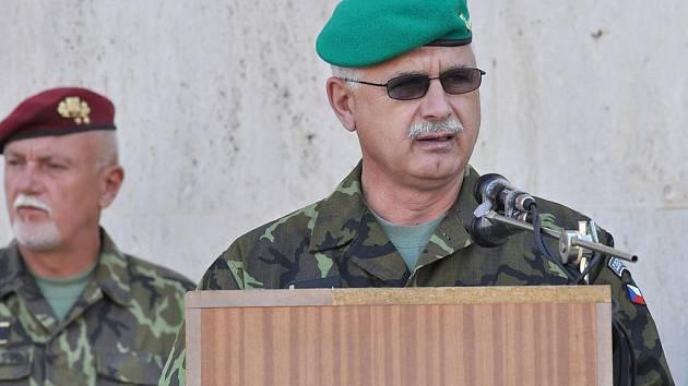Plukovník generálního štábu Ján Kožiak.