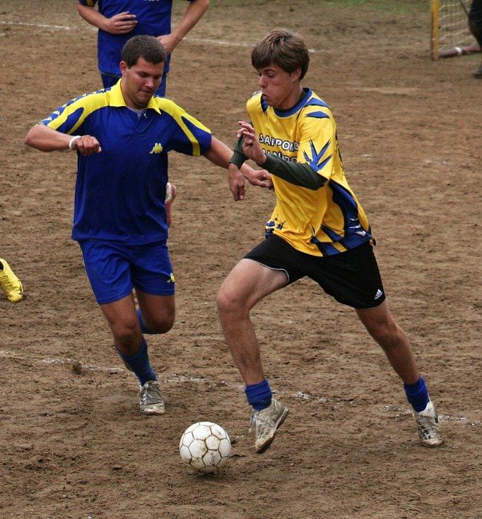 V Manerově se bude hrát 37. ročník turnaje v malém fotbale Manerov cup.