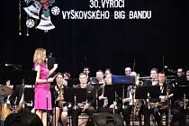 """Rytmika je základ, saxofony tvoří krásu harmonie, pozouny dodávají šťávu a trumpety důraz. Nesmí chybět ani zpěv. """"Jedna pohledná a umem obdařená zpěvačka, a tu máme, je jako třešnička na dortu,"""" usmívá se Jaroslav Novák."""