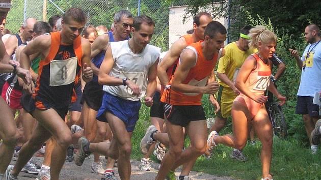 Běžci vyrazí na nemojanskou trať