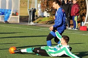 V přípravném utkání na umělé trávě ve Vyškově remizovali fotbalisté Tatranu Rousínov s FC Kralice na Hané 1:1.