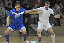 V zápase II. ligy prohralí futsalisté Amoru Vyškov s Agromeli Brno 4:7.