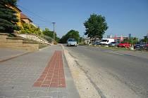 Obyvatelům otnické ulice Na Konci chybí zastávka.