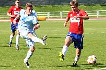 V předposledním divizním utkání remizovali fotbalisté MFK Vyškov doma s SK Líšeň 1:1.