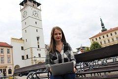 Připojit se k veřejnému internetu na vyškovském Masarykově náměstí není možné. Vedení města ho ani zřídit nehodlá.