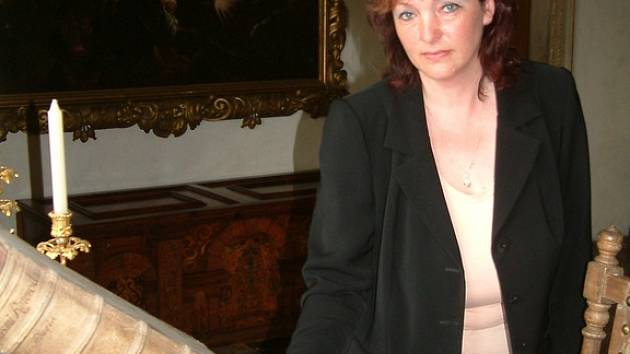 Renesanční bučovický státní zámek vede nová zámecká paní Jana Burianková.