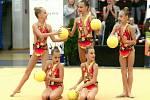 Moderní gymnastky SK Trasko Vyškov zahájí tento týden přípravu v hale.