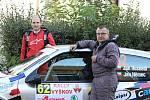 Sto posádek se utkalo ve víkendové Rally Vyškov.