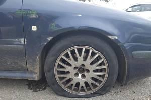Řidič škodovky na silnici u Rousínova nebezpečně kličkoval, nadýchal šest promile.