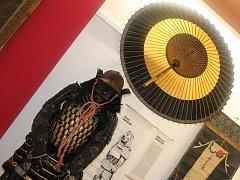 Svět japonských gejš a samurajů je k vidění ve vyškovském muzeu.