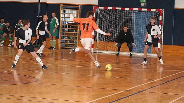 Zimní futsalový Orel Cup.