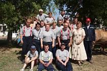 Hasiči z Milonic oslavili 120 let trvání sboru.