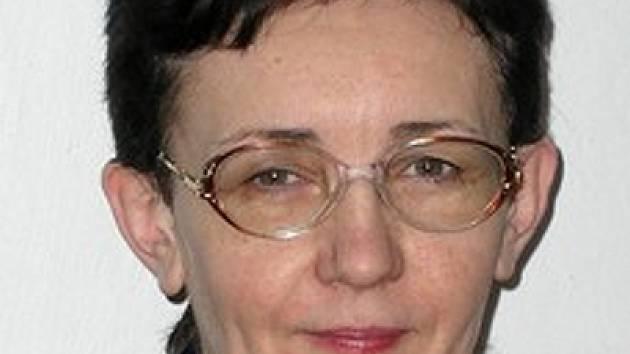 Docentka Alena Plháková