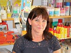 Marica Svobodová se stala podnikatelkou roku 2017 ve Vyškově. Její obchod s výtvarnými potřebami najdou návštěvníci již dvanáct let na náměstí.