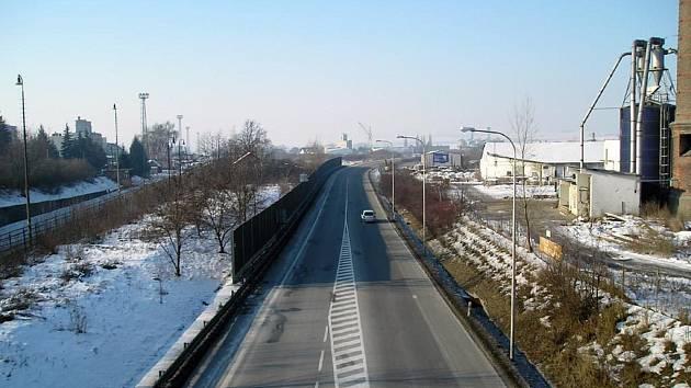 V úterý začne oprava obchvatu u Slavkova u Brna. Práce potrvají několik měsíců.