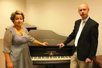 Klavírní improvizační recitál nabídl Bacha i Chopina, stejně jako současné autory.