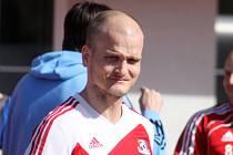 Pavel Simr, nová posila fotbalistů MFK Vyškov.