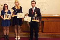 Ocenění studenti nadací Tři Brány za rok 2018