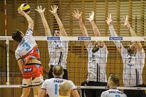 Volejbalisty Frýdku-Místku na úvod čeká derby s Ostravou