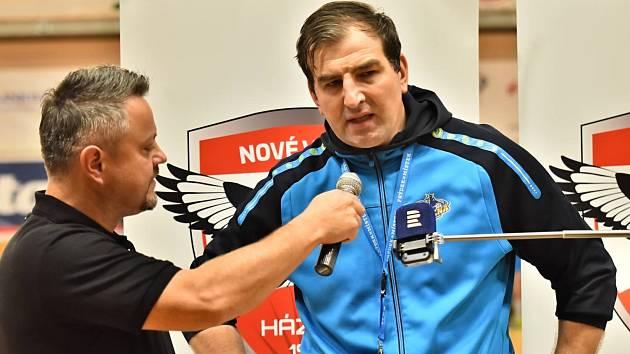 Trenér Valo se pro Deník vyjádřil i situaci v české házené.