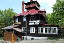 Horská chata Prašivá.