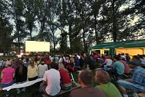 O letní kino ve Frýdku-Místku (na snímku) byl v minulých letech velký zájem.