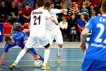 Futsalisté třineckého Likopu nadějné vedení z prvního poločasu neudrželi a s Tangem Brno nakonec prohráli 2:3.