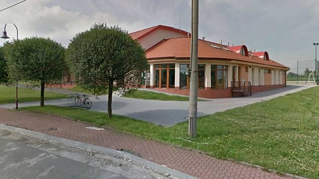 Ilustrační fotografie z Řepiště, jak jej pořídilo speciální snímkovací vozidlo společnosti Google.