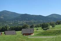 Golfový areál v Ostravici nabídne i vyžití na běžkách.
