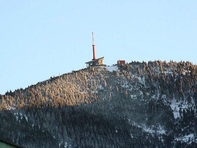 Beskydská Lysá hora.