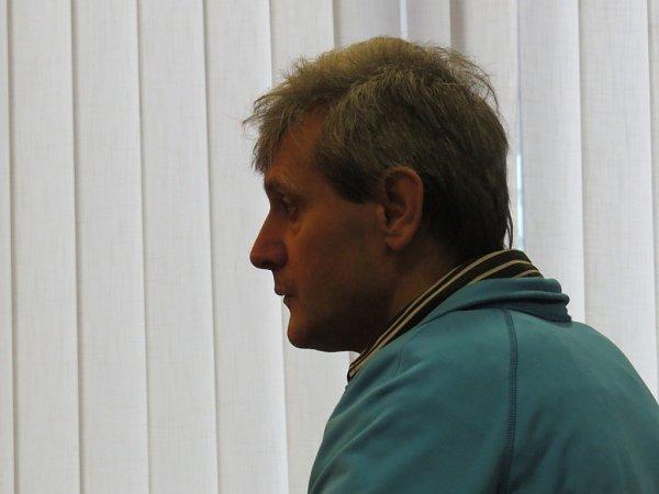 Obžalovaný lékař Petr Tancer.